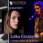 Julika Elizabeth Biergartenkonzert im Tonkrug