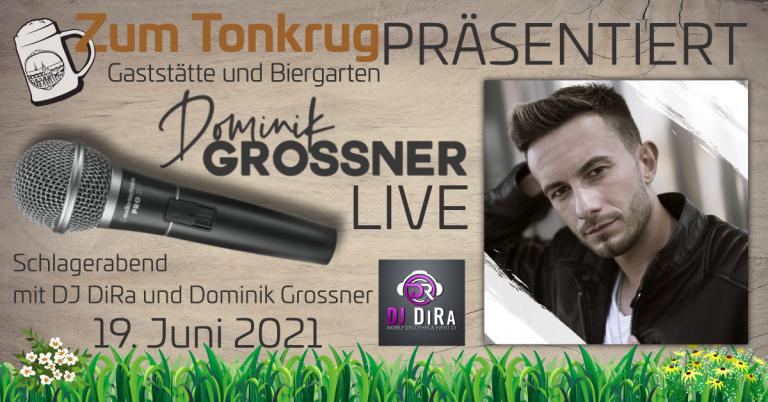 Dominik Grossner - Schlagerabend in Kamp-Lintfort